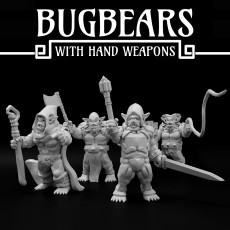 Bugbears with Handweapons