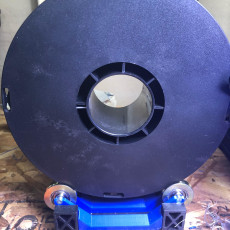 Picture of print of Free Standing Filament Reel