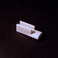 Picture of print of led wiring holder