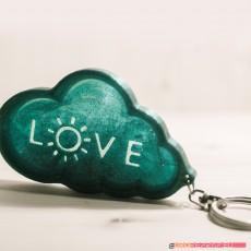 Valentine's Day LOVE reminder / keychain