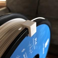 Matterhackers Filament holder clip