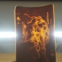 Leonardo - TMNT - Lithophane image