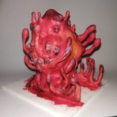 Picture of print of Ooze Monster - Elder Oblex