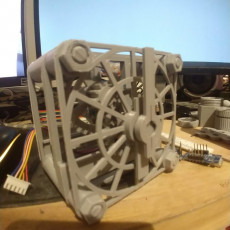 Picture of print of Simple Arduino 3D printed clock