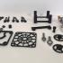 Simple Arduino 3D printed clock image