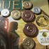 "Coins for board game ""7 Wonders"" image"