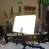 Light Panel with action camera mounts image