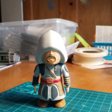Picture of print of Assassins Creed pirate