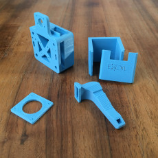 "Picture of print of Tevo Tarantula Extruder Attractive ""Erdil2 Upgrade"" This print has been uploaded by Michele Paini"