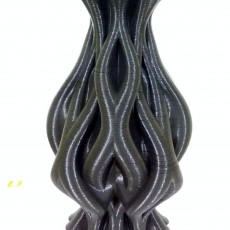 Picture of print of Flame Vase
