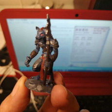 Picture of print of Gnoll Mini
