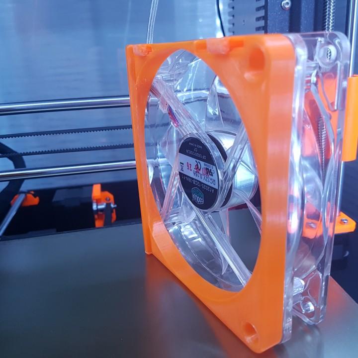 120mm PSU fan Prusa