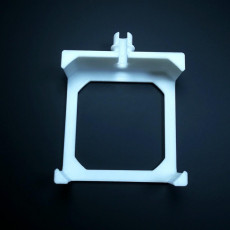 Picture of print of Cable guide for X axis motor on Prusa I3 MK3