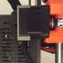 Cable guide for X axis motor on Prusa image