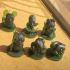 Root miniatures print image