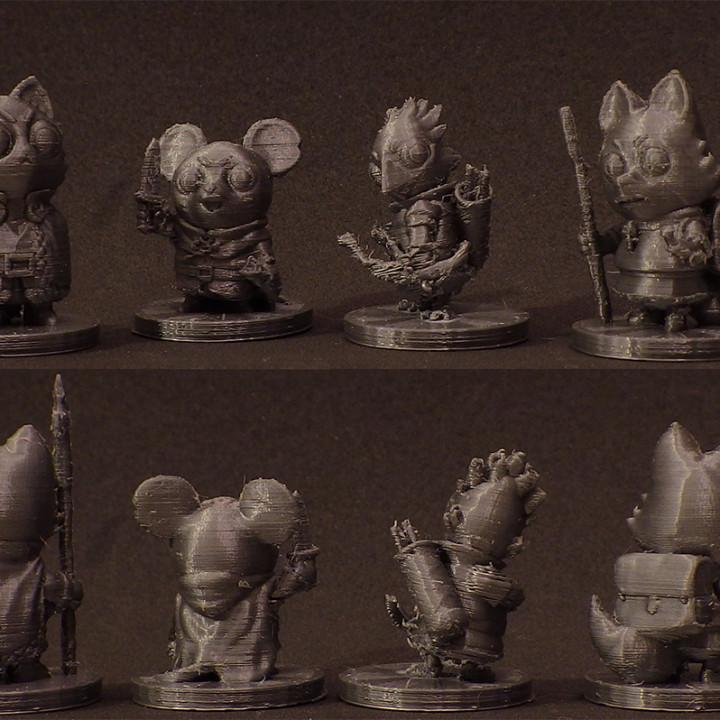Root miniatures