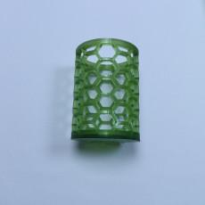 Picture of print of Honeycomb Pencil Pot - hexPot