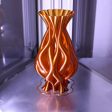 Picture of print of flame vase 2