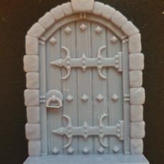 Picture of print of Dungeon Doors