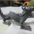 Japanese Dragon Sculpture image