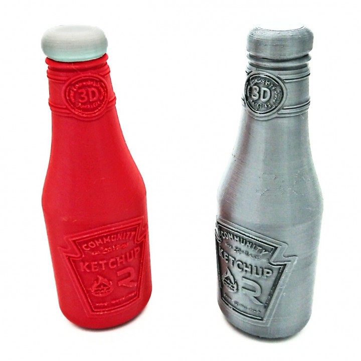 The Ketchy with screw cap