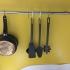hooks for kitchen image