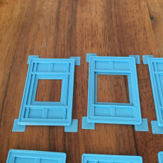 Picture of print of 96 well plate frame 5cm dish extra support