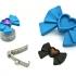 """Wearable Bow """"Big LEGO"""" style image"""