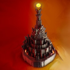Barad-Dur, The Dark Tower