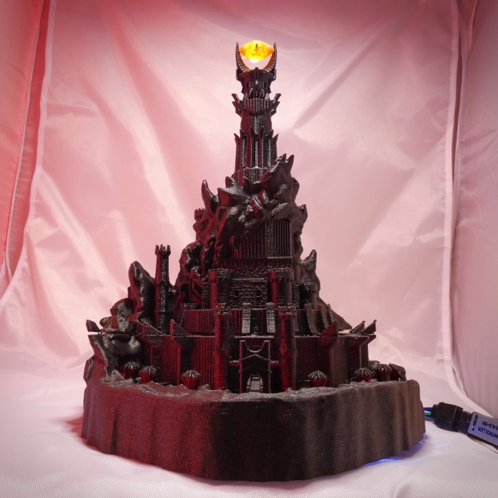 Barad-Dur, The Dark Tower