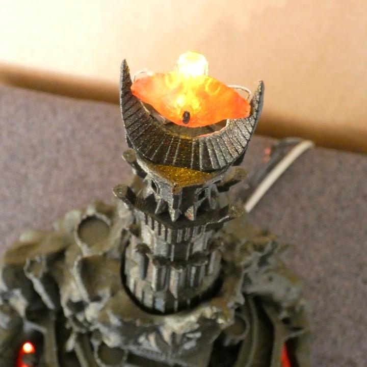 Barad-Dûr, The Dark Tower