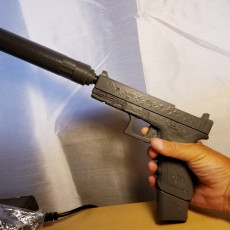 Picture of print of Tacticool Glock 22 Replica