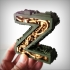 Steampunk letter Z image