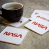 NASA coasters for dual extrusion, multi material or single nozzle printers image