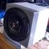 """Enclosure for a 4"""" car speaker image"""