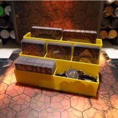 Deck Organizer for Gloomhaven