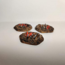 Picture of print of Spike Pit Trap for Gloomhaven