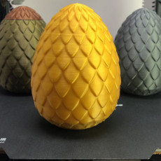 Picture of print of Surprise Egg #10 - Hollow Dragon Egg