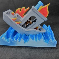 Benchy  This is fine  edition.