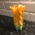 Ribbon vase image