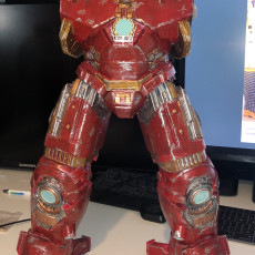 Picture of print of Avengers Hulkbuster This print has been uploaded by Ludoxx mauraire