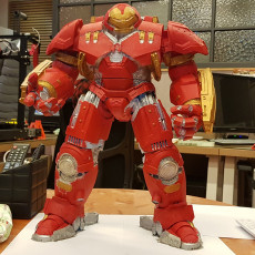 Picture of print of Avengers Hulkbuster This print has been uploaded by SANGHO,Lee