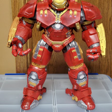 Picture of print of Avengers Hulkbuster This print has been uploaded by Tim Sandahl