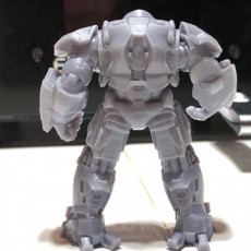 Picture of print of Avengers Hulkbuster