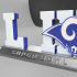 Super Bowl Logo image