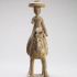 Chinese Equestrian figure (female) image