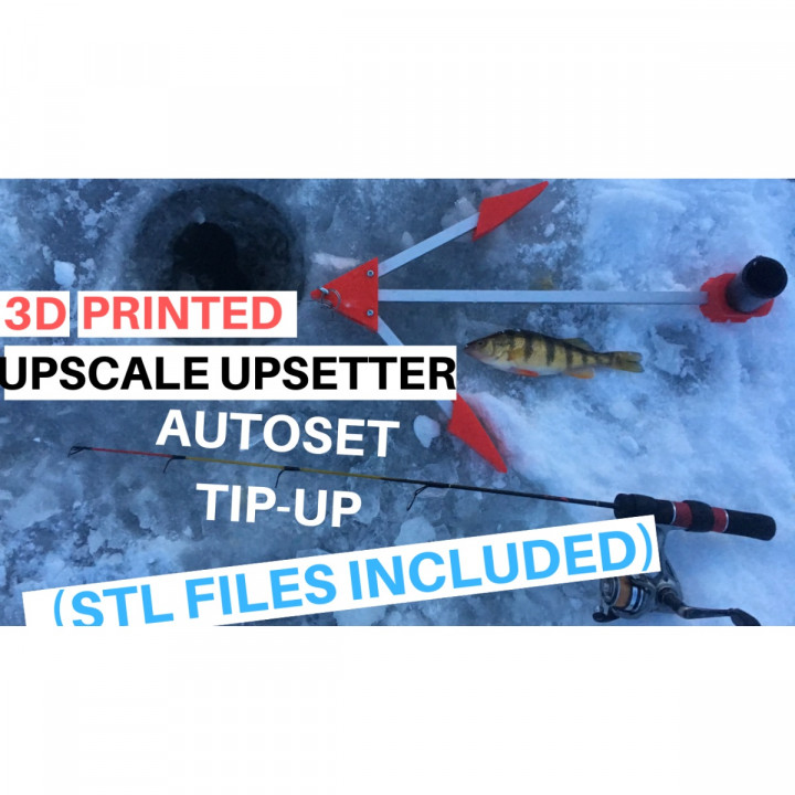 UPSCALE UPSETTER AUTO SET TIP-UP