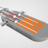 Nuclear reactor with moving parts image