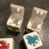 Foldable dice for Dune The Dice Game image