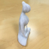 Yoga / Zen Sculpture print image